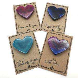 Heart Magnet - Customised