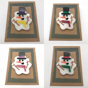 Melted Snowman - Customised