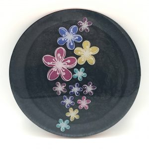 Round Large Flower Wall Hanging